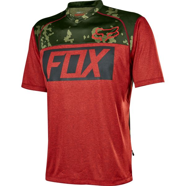 Camisetas Fox Racing Indicator Prints