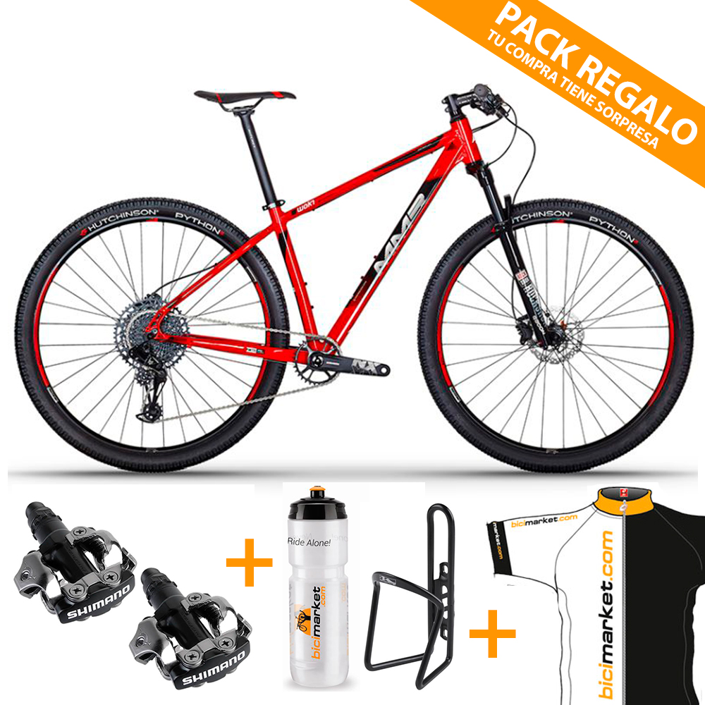 "MTB 29"" MMR Woki 29 WCS Special Edition - PACK REGALO"