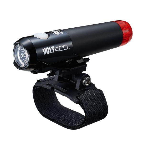 Luces Cateye Volt400 Duplex