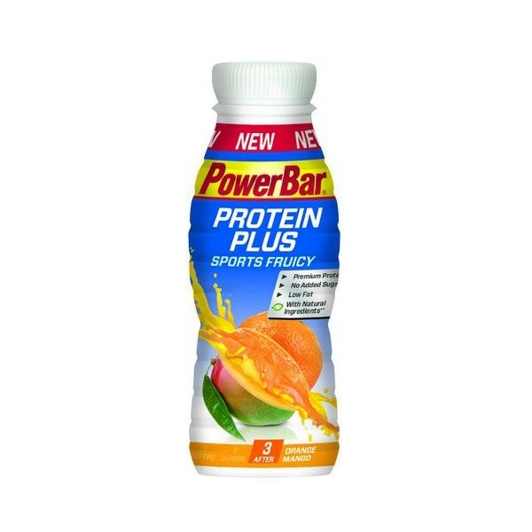 Complementos PowerBar Protein Plus Sports Fruicy