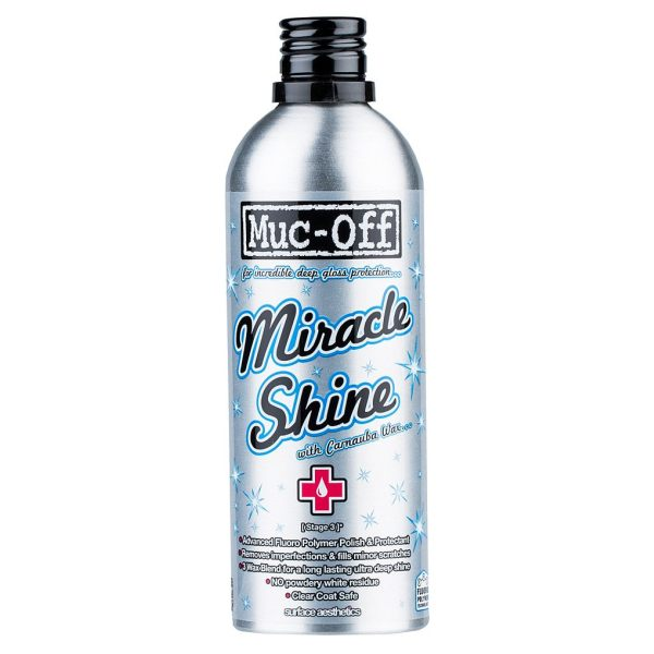 Limpiadores/Lubricantes Muc-Off Miracle Shine