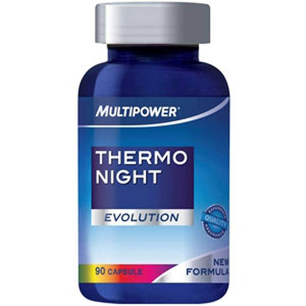 Complementos Multipower Thermo Night Evolution