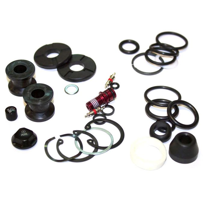 Suspensión Rock Shox Kit Mantenimiento Reba Dual Air