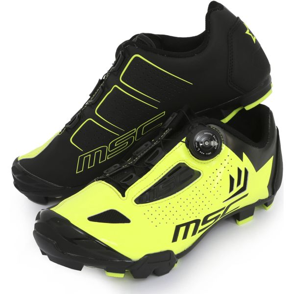Zapatillas MSC Aero XC Amarillo