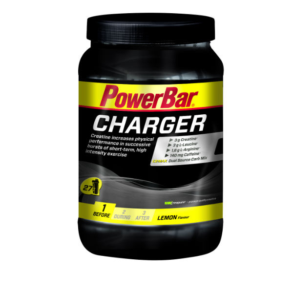 Complementos PowerBar Charger 1200g