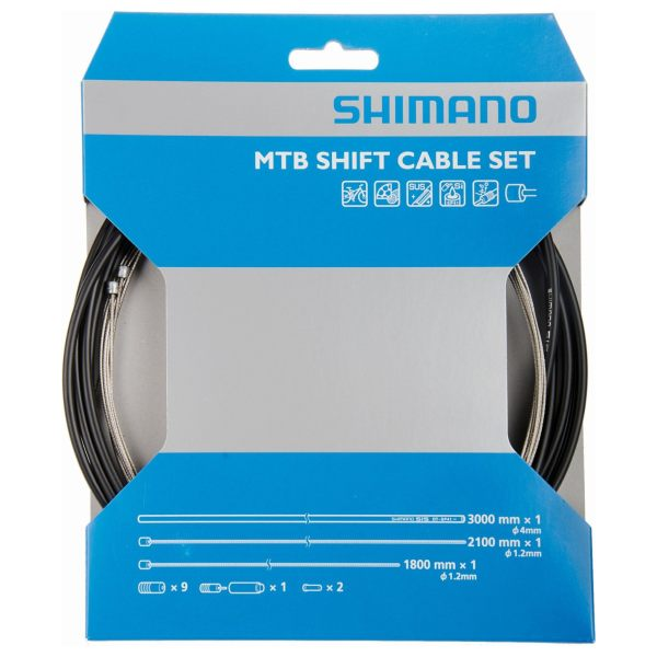 Cables y fundas Shimano MTB SP41