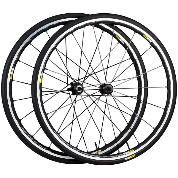 Ruedas Carretera Mavic Ksyrium Elite Black