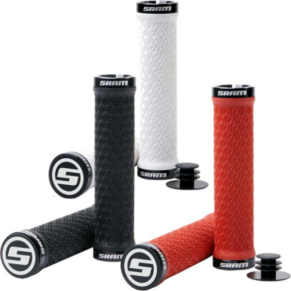 Puños Sram Locking Grips Double Clamp