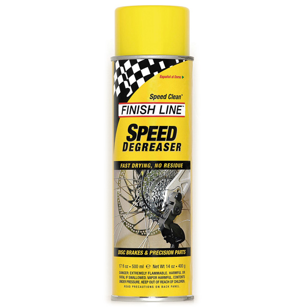 Limpiadores/Lubricantes Finish Line SPEED CLEAN
