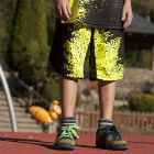Short Enfant Yellow 2014