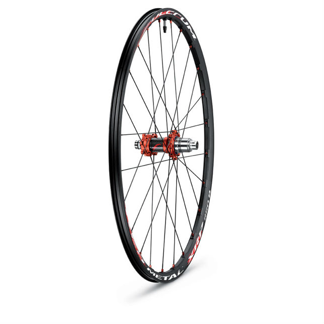 "Ruedas 27.5"" Fulcrum Red Metal XRP 650B"
