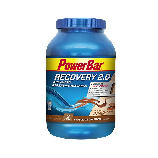 Complementos PowerBar Recovery 2.0