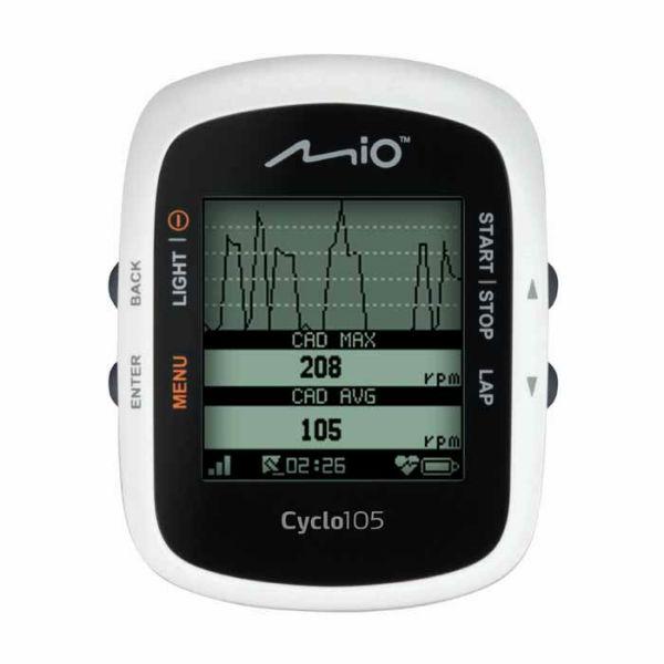 GPS Mio Cyclo 105 H/HC