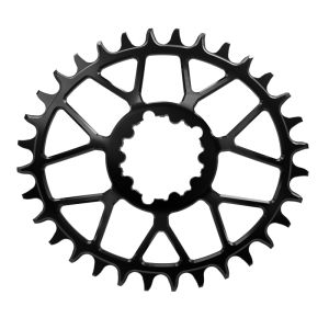 Sharktooth Spiderless Oval SRAM GXP - OFERTA