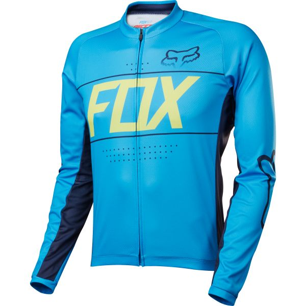 Maillots Fox Racing Ascent Manga Larga