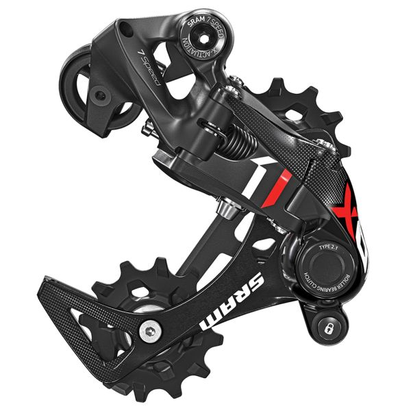 Cambio Sram X01 7-Speed DH X-Horizon