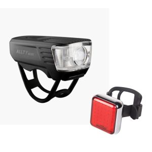 Kit Led delantero Allty Mini + Led trasero Seemee