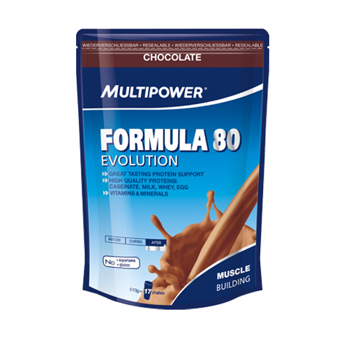 Complementos Multipower Formula 80