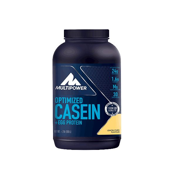 Complementos Multipower Optimized Casein