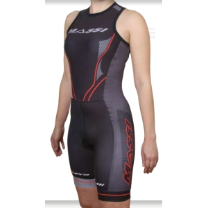 Triatlón Massi Body Triatlon Supra Black