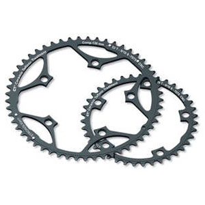 Platos Stronglight CT2 Campagnolo negro