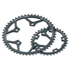 Platos Stronglight CT2 Compact Campagnolo