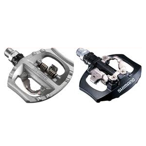Pedales Shimano PD-A530 SPD